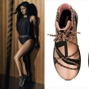 NWOB Puma Fierce Rope Copper Demi-cut